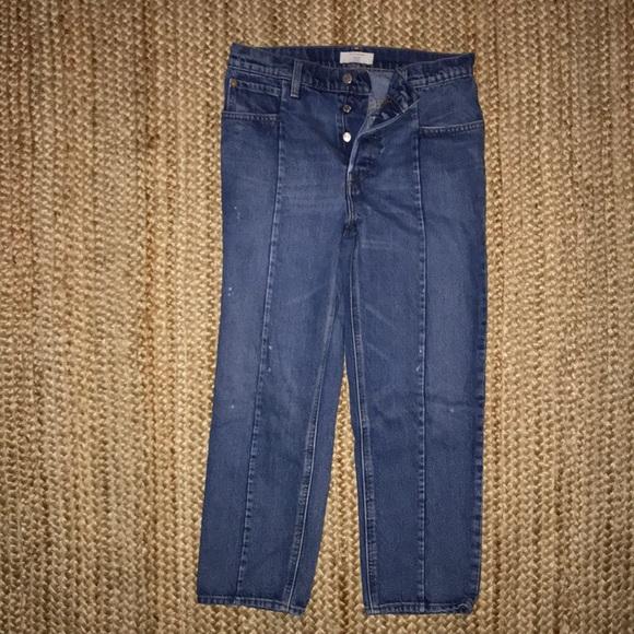 Levi's Denim - Rustic mom jeans